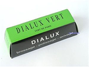 Pasta de pulir verde dialux ideal para pulir y dar for Pasta para pulir metales